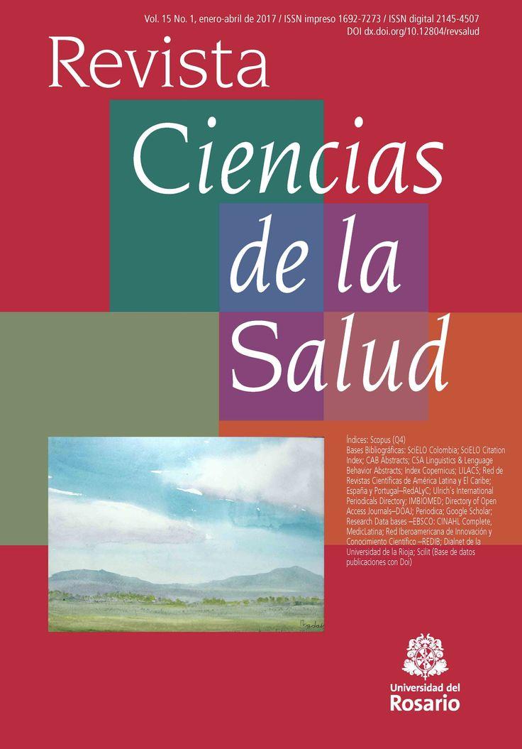 Revista Ciencias de la Salud Vol. 15, Núm. 1 (2017)