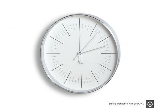 TEMPUS W1 Wall Clock