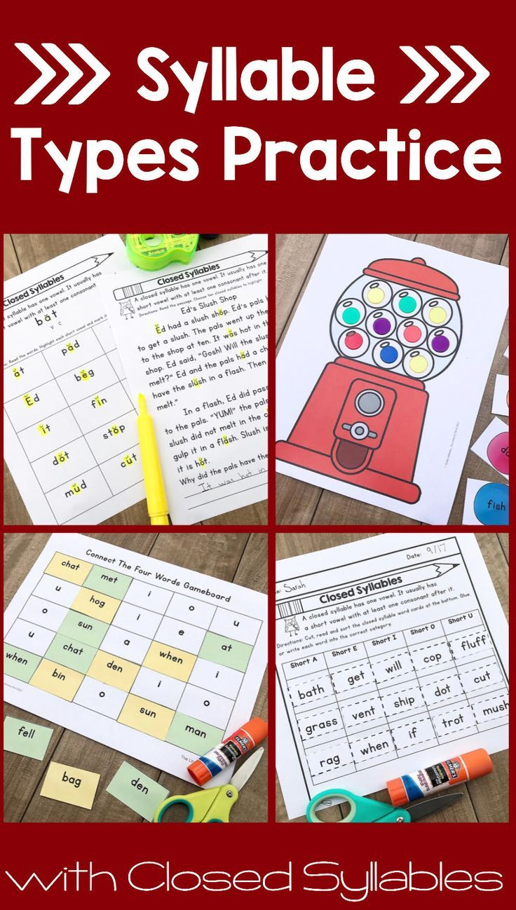 hight resolution of Practice syllables with your 1st