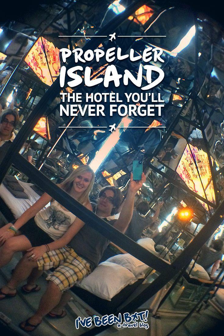 IveBeenBit.ca | Berlin's Propeller Island City Lodge - The Hotel You'll NEVER Forget | Europe, Germany, Berlin, Hotel, Accommodation, Art, Art Installation, Wilmersdorf, Adventure, Travel | #Europe #Germany #Berlin #Hotel #Accommodation #Art #ArtInstallation #Wilmersdorf #Adventure #Travel |