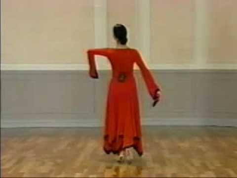 Tango Part 2 - Group 2 - Viennese Cross & Pivots