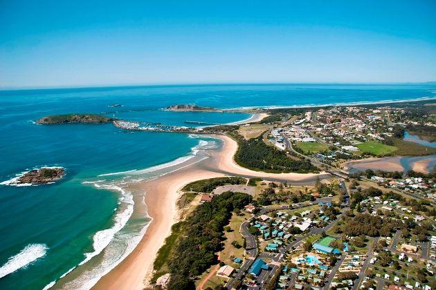 Coffs Harbour, NSW, Australia.