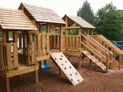 Backyard Playground | Churches U0026 Preschools