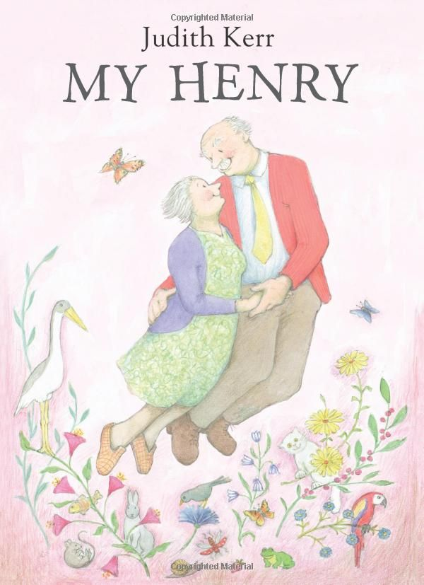 My Henry: Amazon.co.uk: Judith Kerr: 9780007388127: Books