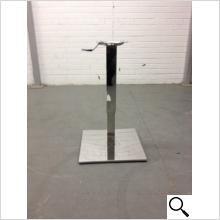 Adjustable Chrome Table Base   Gas Lift | Sale Items