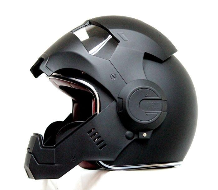 Motor cycle helmets
