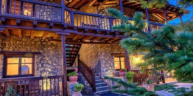 Πέρα Αλώνια – Ο Ξενώνας που ξεχωρίζει στα Τρίκαλα Κορινθίας | taxidia24.gr