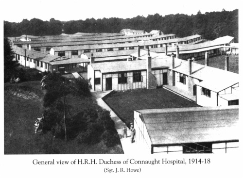 Duchess of Connaught's Red Cross Hospital at Cliveden -Credit: - Sgt. J.R. Howe