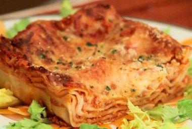 Lasagne vegan. La ricetta della tradizione in versione light e vegan!