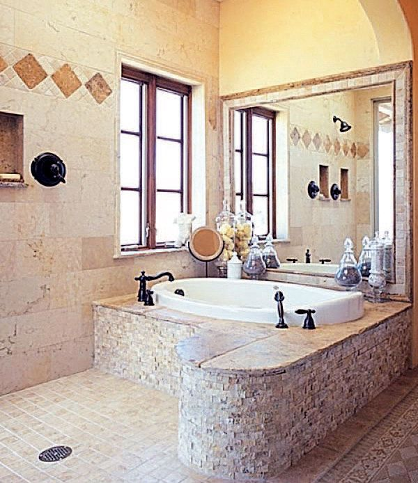 11 Best Images About Tuscan Bathroom On Pinterest