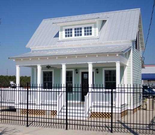 11 best katrina cottage images on pinterest small homes for Katrina homes
