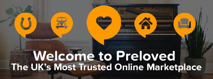 Preloved Mobile | Preloved | Free Photo ads in UK and Ireland