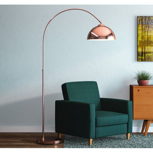 Found it at Wayfair.co.uk - Newcastle 196cm Arched Floor Lamp