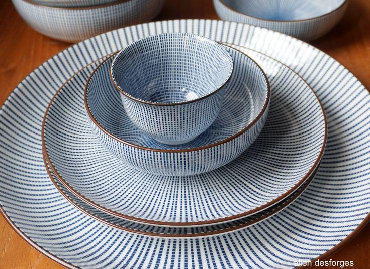 vaisselle japonaise Sendan chez Ellen Desforges à Lille ...