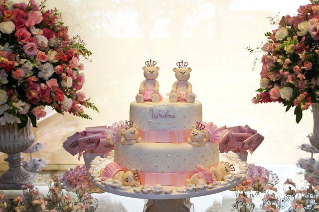Bella Fiore Decoração de Eventos Chá de Bebê Valentina