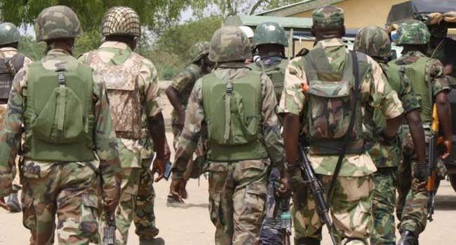 Nigerian Troops Kill Five, Arrest Boko Haram Commander In Borno - https://www.okay.ng/191043    #boko haram #Borno #Nigerian Troops - #News