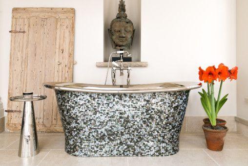 Chaise Bateau Bath