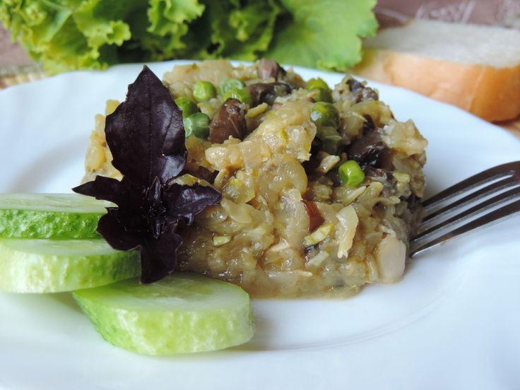 Быстро и просто: зеленое кабачковое рагу — Вкусные рецепты