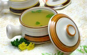 Medicinal soups