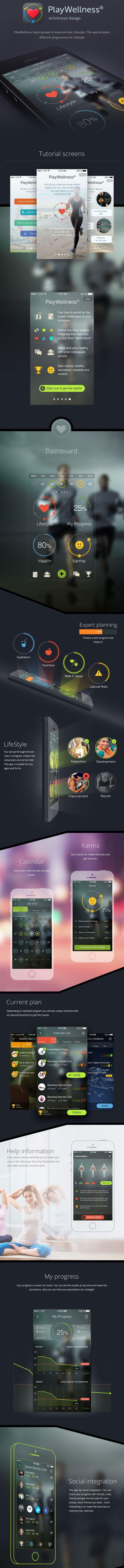 Daily Mobile #UI #Design & #Development Inspiration #356