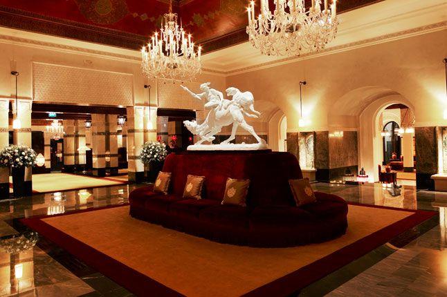 La Mamounia Hotel - Marakesh