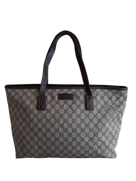 f193ede1e Currently at the #Catawiki auctions: Gucci - Gg Plus Zip Top Large Handbag