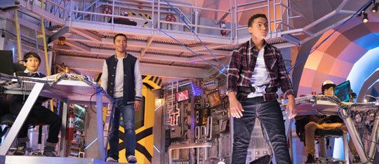 Exclusive Interview   Nathaniel Potvin for Disney XD's MECH-X4