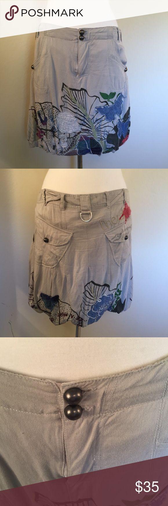 Desigual Balloon Skirt Size 44 ( 14 ) , Desigual Skirts