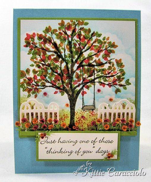 6a00e54ed958f38833017c3170fb72970b-pi (508×612)Obsession Trees, Cards Ideas, Cards Stamps, Trees Stamps, Handmade Cards, Greeting Cards, Kraft Fall, Fall Trees, Kitty Kraft