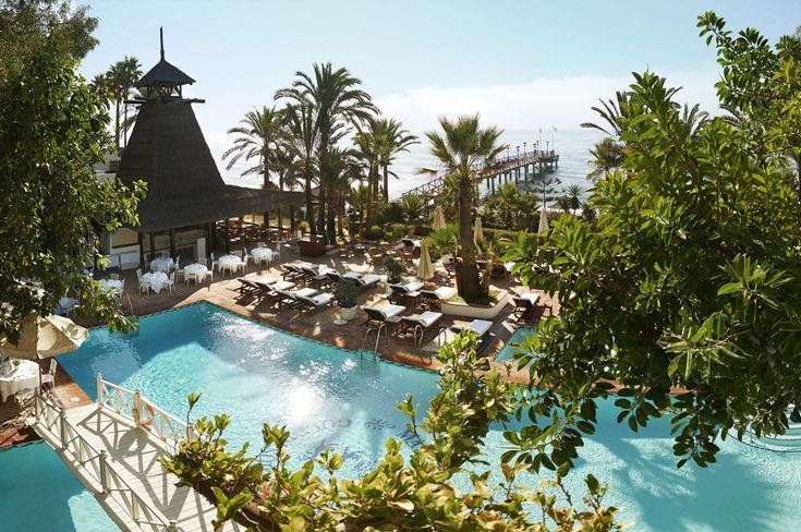 Hotel Marbella Club | Beach Resort Marbella | Marbella Spa Hotel www.marbellaclub.com www.sadlerandco.com