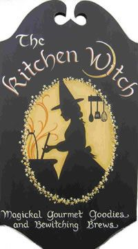 Kitchen Witch sign  I WANT this wonder where I can get it? #josander