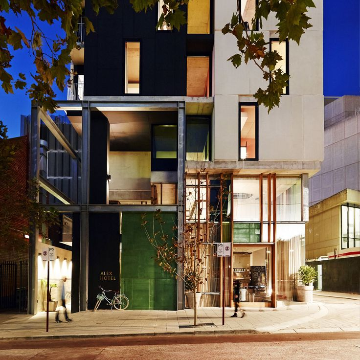 Alex Hotel, Perth, Australia
