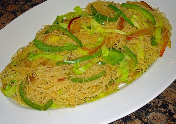 Singapore Noodles | Sushi, Asian, Stir Fry | Pinterest
