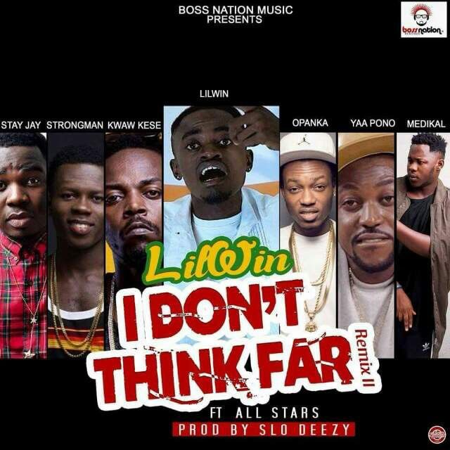 Lil Win - I Don't Think Far ( All Stars Cypher ) - https://loudsoundgh.com/2016/09/lil-win-i-dont-think-far-all-stars-cypher/
