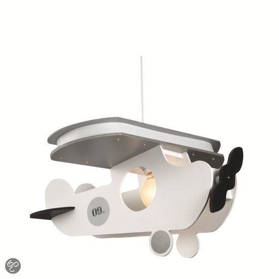 bol.com | COOLS/petito - Hanglamp Vliegtuig | Baby