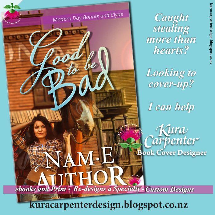 Custom Book Cover Designer - Kura Carpenter based in New Zealand