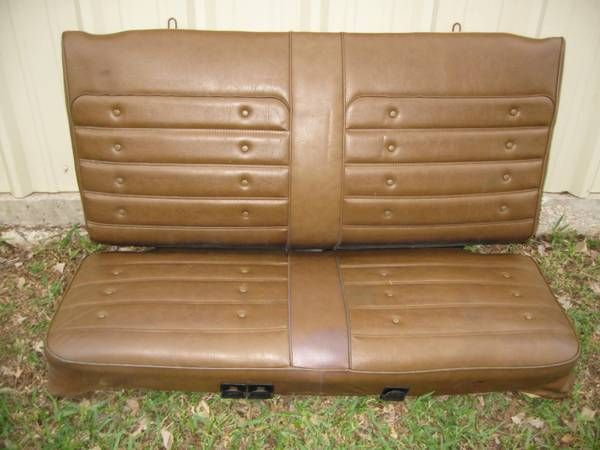 70-72 rear seat for A body GM hardtop