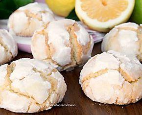 Biscotti Morbidi al Limone | Ricetta golosa e facilissima
