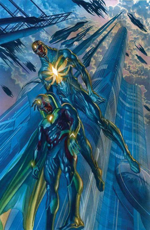 Avengers #5 - Alex Ross