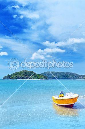 лодка — Стоковое фото © efired #10059202