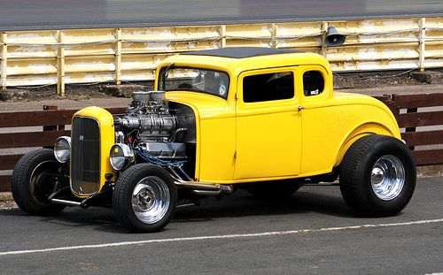 piss yellow deuce coupe just like american graffiti dreamboard pinterest cars american. Black Bedroom Furniture Sets. Home Design Ideas