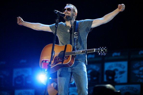 Country singer Eric Church announces Des Moines concert date.