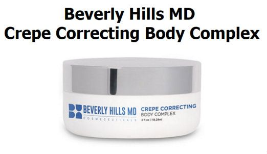 Beverly Hills MD Crepe Correcting Body Complex - Users having fantastic results with it as . My skin is soft, firm & I am forever loyal to Beverly Hills MD.