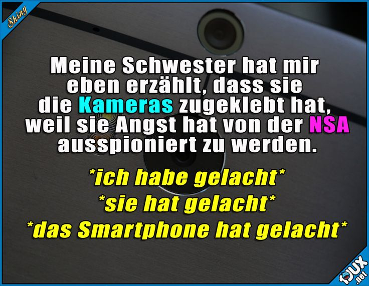 Verdächtiges Lachen aus dem Smartphone #NSA #nurSpaß #Humor #lustig #Witze #lustigeSprüche #Jodel #Statussprüche #WhatsAppSprüche Humor