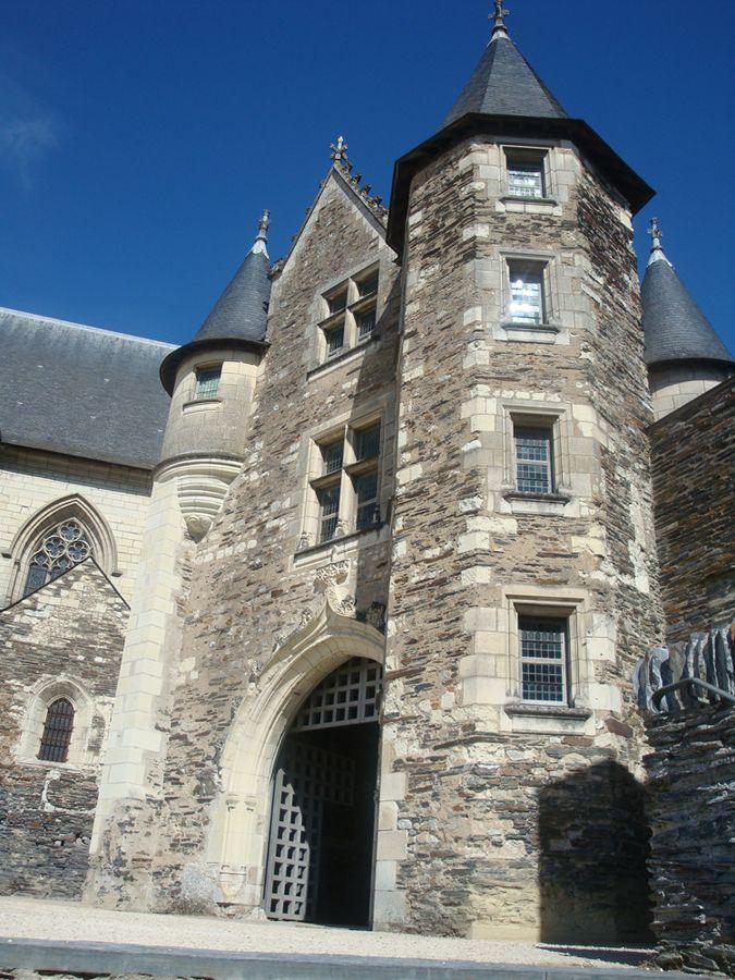 Logis Royal du Château d'Angers - Maine et Loire - France