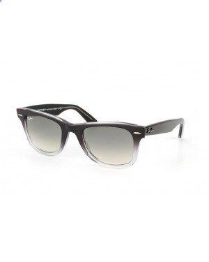 Ray-Ban原创Wayfarer RB 2140 823/32灰色渐变/水晶Rayban wayfarer lunettes pas cher