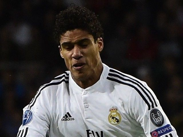 Report: Manchester United to sign 'unhappy' Raphael Varane from Real Madrid