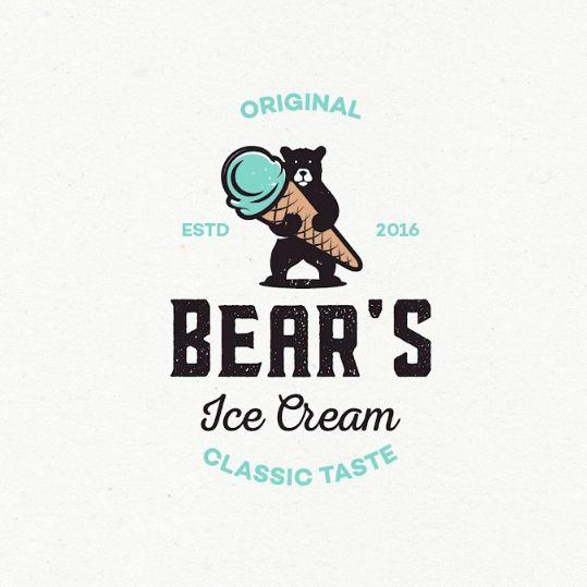 30 logotipos de helados que funden la competencia – ¡HELADO! – #br …   – EIS / ICE CREAM