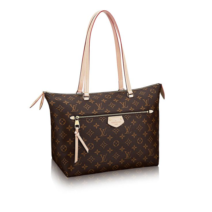 Iéna MM Monogram Canvas in WOMEN's HANDBAGS  collections by Louis Vuitton
