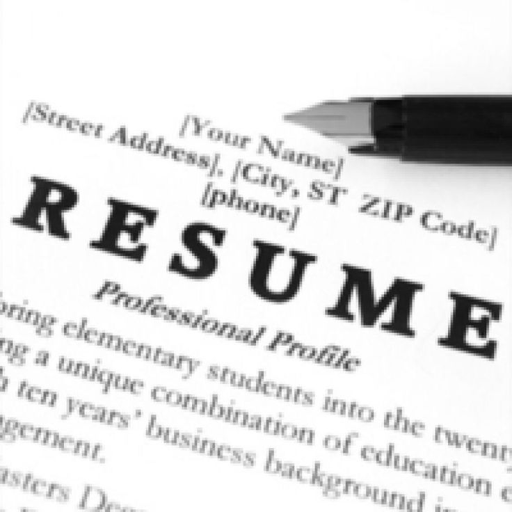 resume writing services dallas